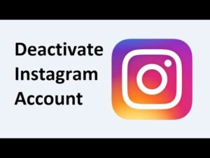 disable-instagram-account
