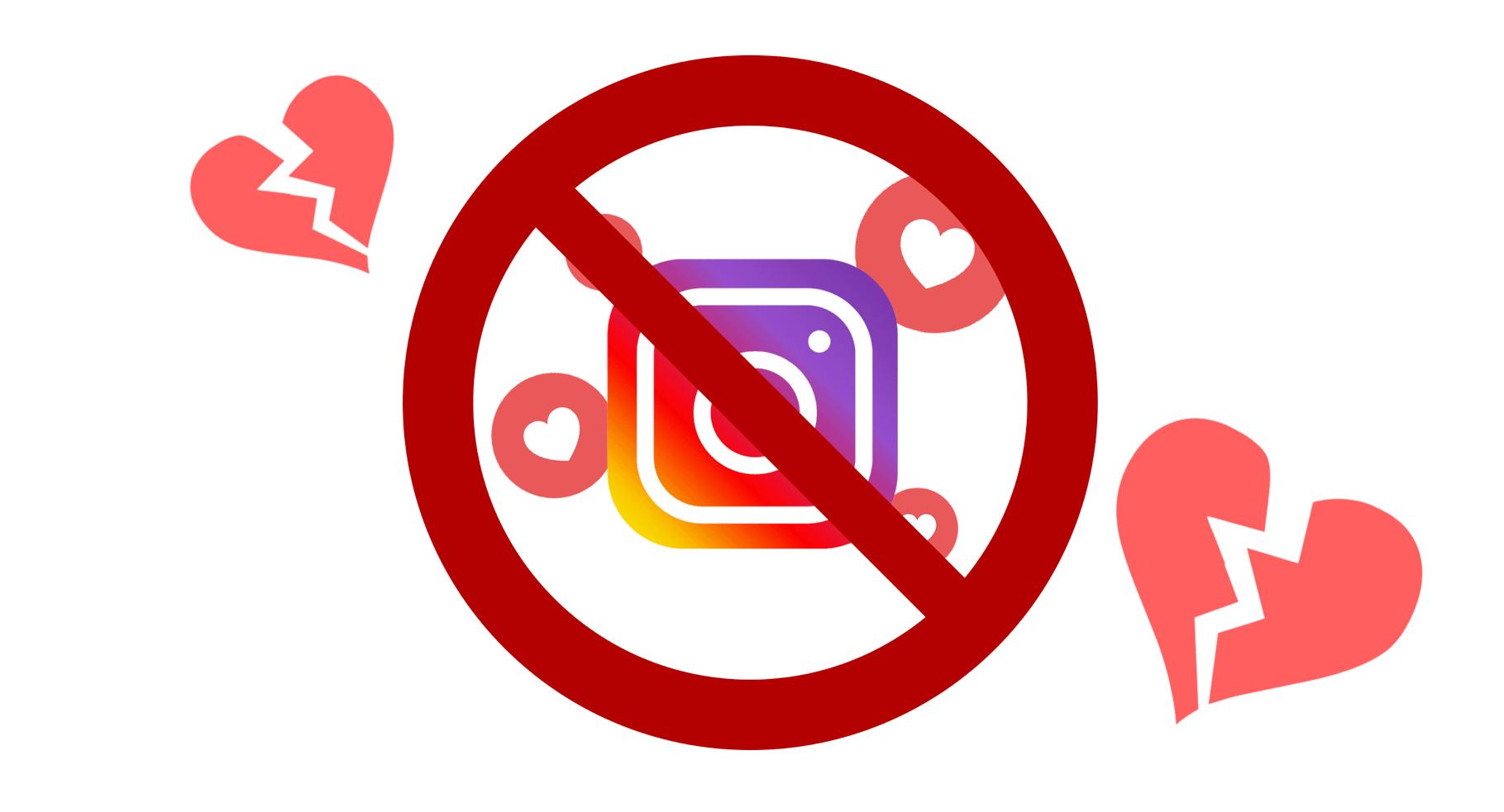 جوانب منفی حذف لایک های اینستاگرام